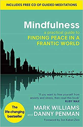 Book Cover Finding peace